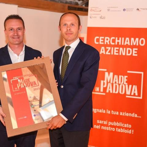 PremioMadeinPadova-premiato-LUXARDO
