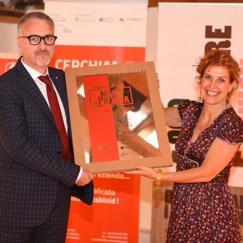PremioMadeinPadova-premiato-MASCHIOGASPARDO